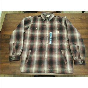 Carhartt Shirt Jacket NWT